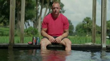 Rockstar Energy Xdurance TV Spot, 'Caffeine and Creatine' Featuring Rusty Malinoski