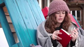 Hallmark Publishing TV Spot, 'Cozy up: Stocking Stuffers' - 2 commercial airings