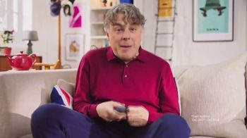 BritBox TV Spot, 'British TV: Gift Subscription' Featuring Alan Davies