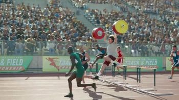 GEICO Car Insurance TV Spot, 'Weightlifter Wins Track Race' - Thumbnail 7