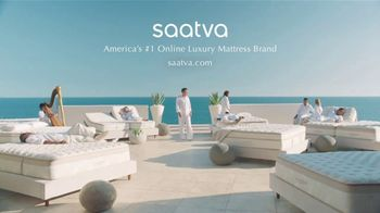 Saatva Mattress TV Spot, 'Delivered Directly to Your Bedroom' - Thumbnail 10