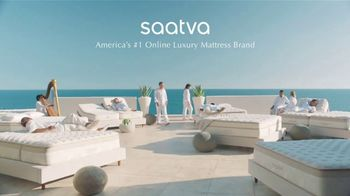Saatva Mattress TV Spot, 'Delivered Directly to Your Bedroom' - Thumbnail 9