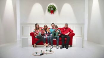 Chick-fil-A Catering TV Spot, 'Holidays: The Little Things: Ugly Sweater Party' - Thumbnail 3