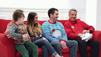 Chick-fil-A Catering TV Spot, 'Holidays: The Little Things: Ugly Sweater Party' - Thumbnail 9
