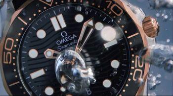 OMEGA Seamaster Diver 300M TV Spot, 'Depth-Defying Beauty' - Thumbnail 1