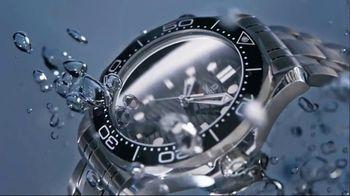 OMEGA Seamaster Diver 300M TV Spot, 'Depth-Defying Beauty'