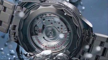 OMEGA Seamaster Diver 300M TV Spot, 'Depth-Defying Beauty' - Thumbnail 4