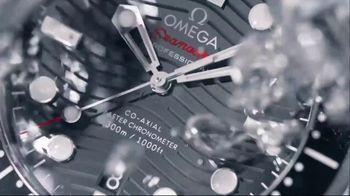 OMEGA Seamaster Diver 300M TV Spot, 'Depth-Defying Beauty' - Thumbnail 6