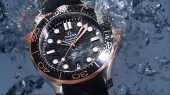 OMEGA Seamaster Diver 300M TV Spot, 'Depth-Defying Beauty'