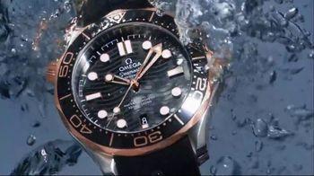 OMEGA Seamaster Diver 300M TV Spot, 'Depth-Defying Beauty' - Thumbnail 7