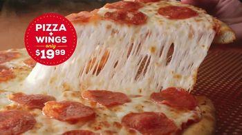 Peter Piper Pizza Pizza + Wings TV Spot, 'A Big Debut' - Thumbnail 10