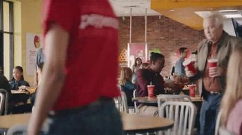 Peter Piper Pizza Pizza + Wings TV Spot, 'A Big Debut' - Thumbnail 5
