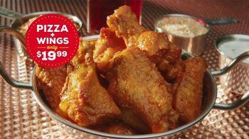 Peter Piper Pizza Pizza + Wings TV Spot, 'A Big Debut' - Thumbnail 9