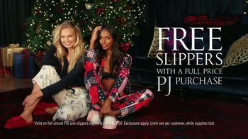 Victoria's Secret TV Spot, 'Holidays: PJ Purchase' Song by Alex Adair - 179 commercial airings