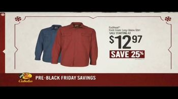 Bass Pro Shops Kickoff Sale TV Spot, 'Shirts and Smoker'