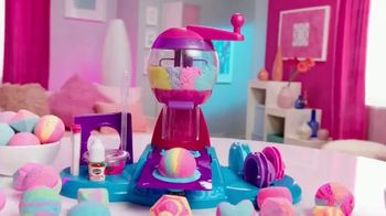 Cra-Z-Art Shimmer 'N Sparkle Spa Creations Bath Bomb Maker TV Spot, 'Disney Channel: Get Creative' - Thumbnail 1