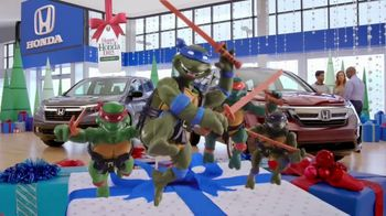 Happy Honda Days TV Spot, 'Teenage Mutant Ninja Turtles' [T2]