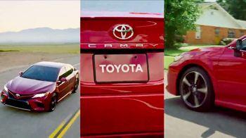 Toyota Nowvember Sales Event TV Spot, '2018 Camry' [T2] - Thumbnail 4
