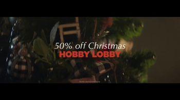 Hobby Lobby TV Spot, '50% Off Christmas' - Thumbnail 9