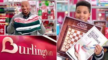 Burlington TV Spot, '2018 Holidays: The Bridgeforth Family'