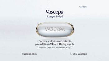Vascepa TV Spot, 'Lowers High Triglycerides' - Thumbnail 10
