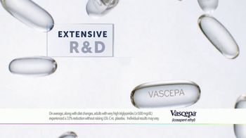 Vascepa TV Spot, 'Lowers High Triglycerides' - Thumbnail 5
