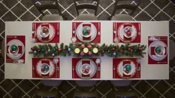 Big Lots TV Spot, '2018 Holidays: Dinnerware Sets' Song by Three Dog Night