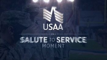 USAA TV Spot, 'Salute to Service: Aerial Salute' - Thumbnail 1