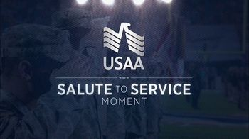 USAA TV Spot, 'Salute to Service: Aerial Salute' - Thumbnail 2