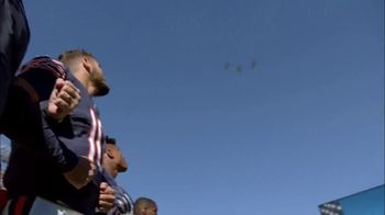 USAA TV Spot, 'Salute to Service: Aerial Salute' - Thumbnail 7