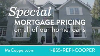 Mr. Cooper TV Spot, 'Special Pricing on All Home Loans'