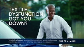 Mizzen+Main TV Spot, 'Textile Dysfunction' - Thumbnail 1