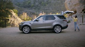 Land Rover Season of Adventure Sales Event TV Spot, 'Electronic Air Suspension: Dog' [T2]