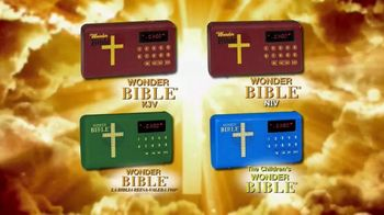Wonder Bible TV Spot, 'Modern Day Translation'