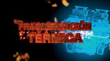 Lucas Oil TV Spot, 'Fragmentación térmica' [Spanish]