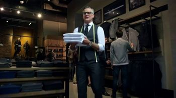 Men's Wearhouse TV Spot, 'What Makes Us Confident' Featuring Tan France, Jesse Palmer - 600 commercial airings