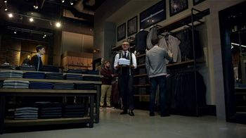 Men's Wearhouse TV Spot, 'What Makes Us Confident' Featuring Tan France, Jesse Palmer - Thumbnail 1