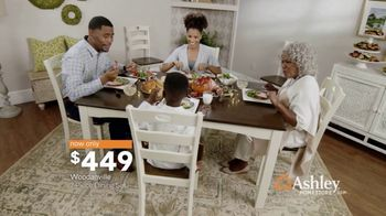 Ashley HomeStore Black Friday Sale TV Spot, 'Starts Now: Dining Set'