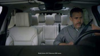 Land Rover Season of Adventure Sales Event TV Spot, 'Optional Seat Fold: Hiding' [T2] - Thumbnail 2