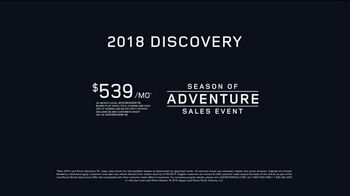 Land Rover Season of Adventure Sales Event TV Spot, 'Optional Seat Fold: Hiding' [T2] - Thumbnail 8