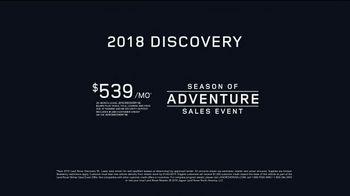 Land Rover Season of Adventure Sales Event TV Spot, 'Optional Seat Fold: Hiding' [T2] - Thumbnail 9