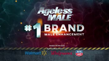 Ageless Male TV Spot, 'Number One Brand' - Thumbnail 1