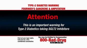 Pulaski Law Firm TV Spot, 'SGLT2 Inhibitors and Amputations' - Thumbnail 3