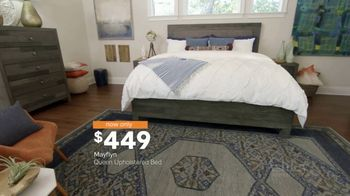 Ashley HomeStore Cyber Week Sale TV Spot, 'Bedroom, Dining Room and Living Room'