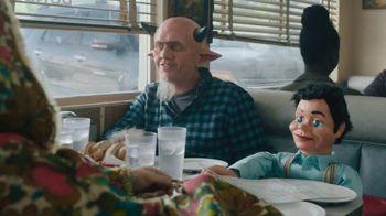 Spectrum Mobile TV Spot, 'Monsters: Diner'