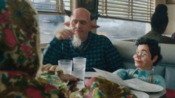 Spectrum Mobile TV Spot, 'Monsters: Diner' - Thumbnail 6