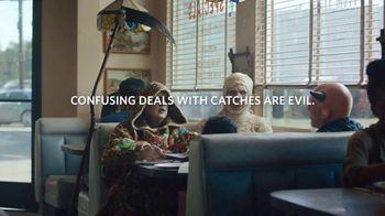 Spectrum Mobile TV Spot, 'Monsters: Diner' - Thumbnail 8