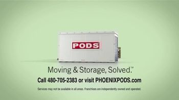 Pods TV Spot, 'Kids: PODS Moving & Storage, Solved: Local Delivery' - Thumbnail 9