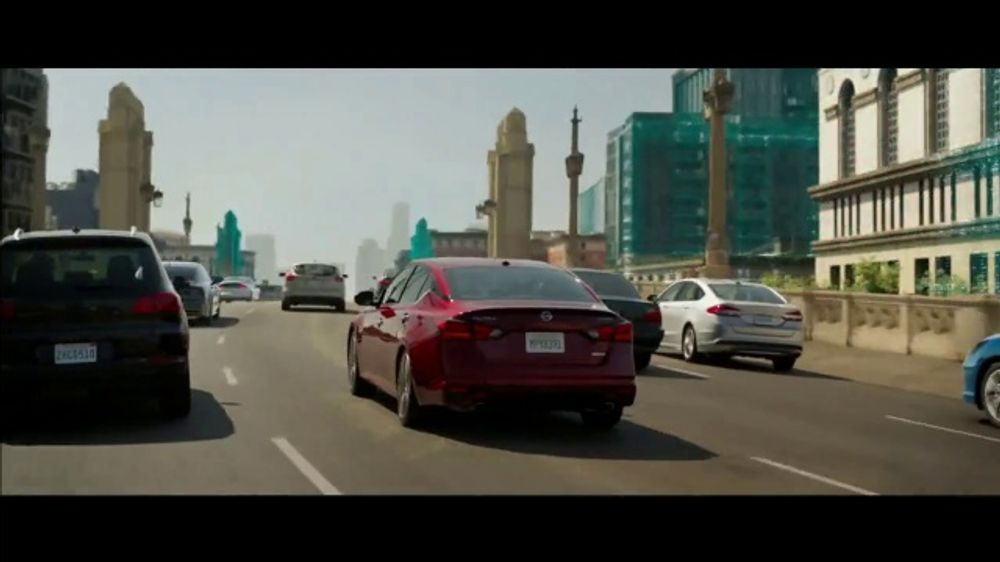 2019 Nissan Altima TV Commercial, 'Impossibly Smart' [T1 ...