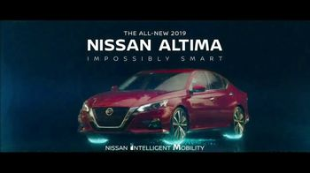 2019 Nissan Altima TV Spot, 'Impossibly Smart' [T1] - Thumbnail 9
